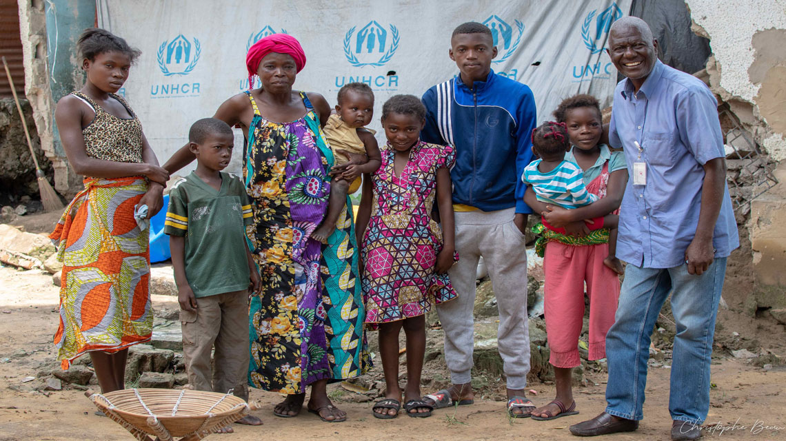 Congo Street Children: strengthening the parent-child bond