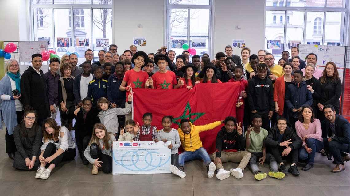 The Solidarity Studies Olympics: when young people study and open up to the world