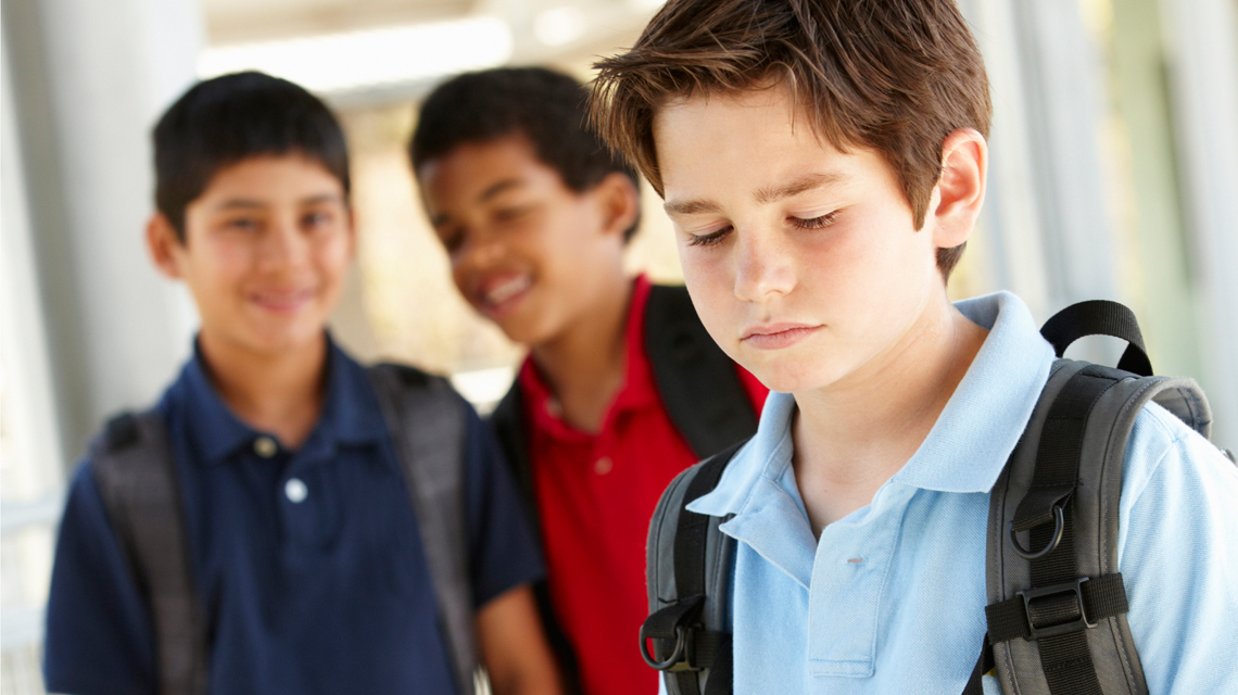 School bullying. How can you help your child?