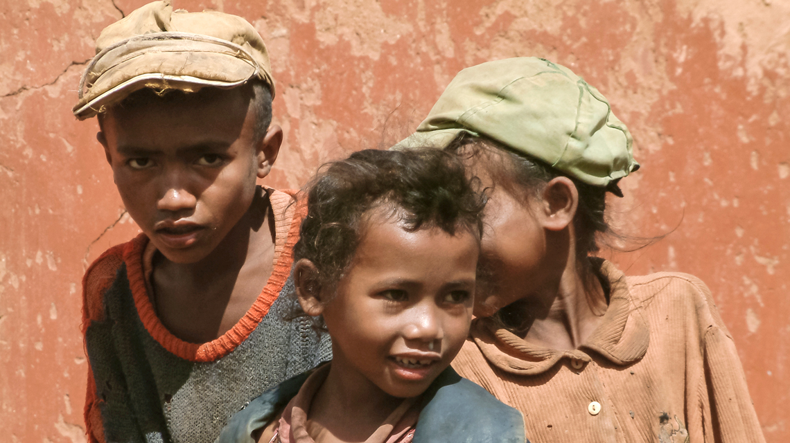 A warning on the situation of children in Madagascar